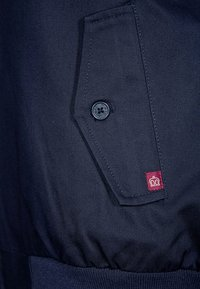 Merc - HARRINGTON - Bomberjacks - navy - 5