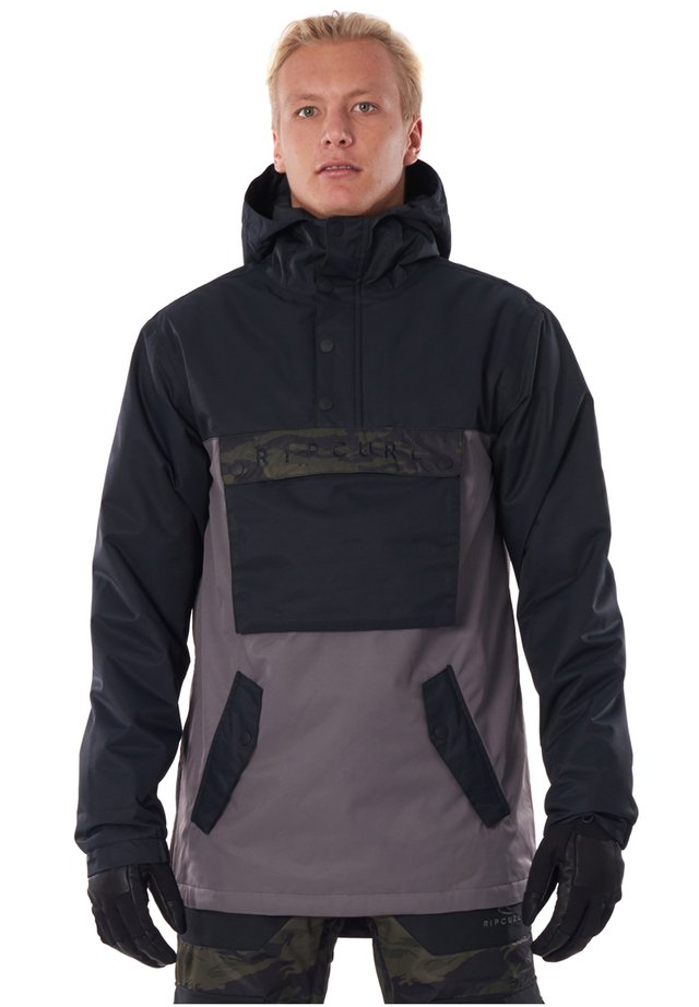 Veste de snowboard - black