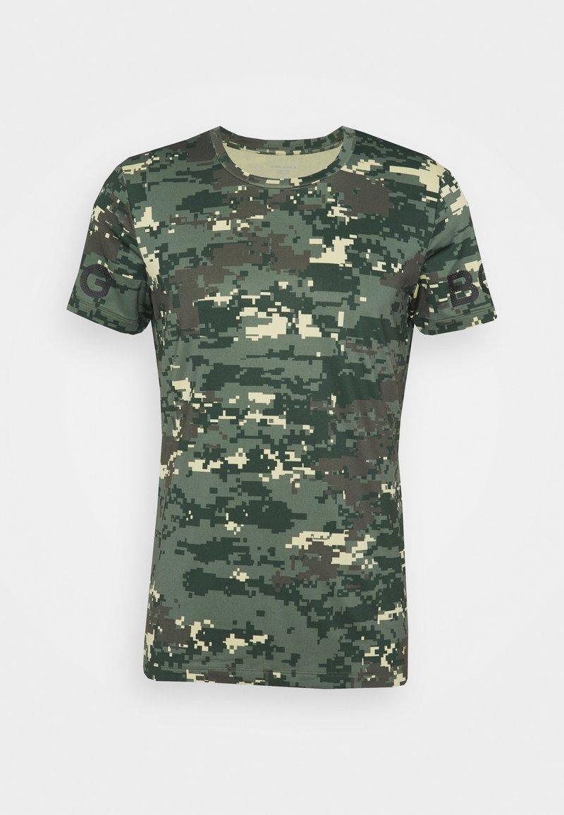Björn Borg - TEE - Print T-shirt - duck green