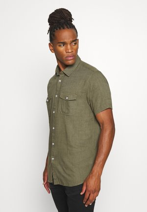 OBELISK - Shirt - light khaki