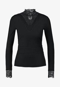 JDY - Långärmad tröja - black - 3