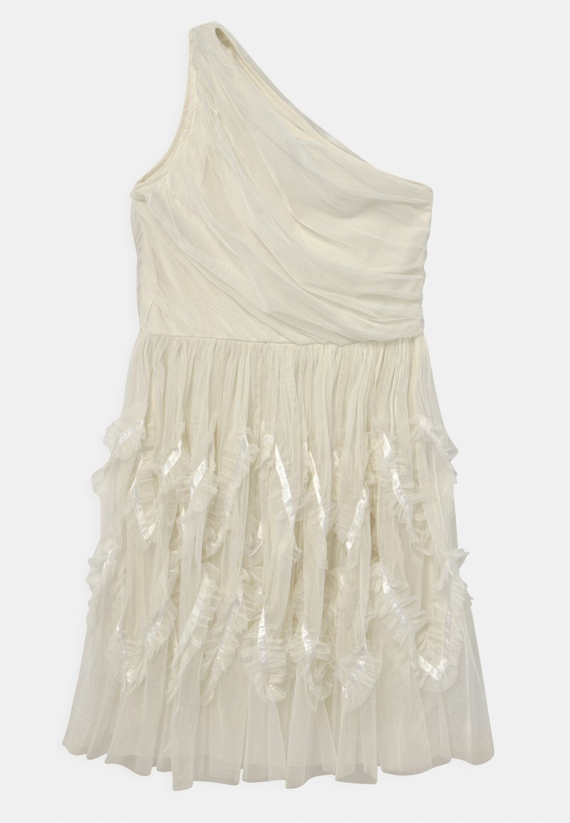Anaya with love - ONE SHOULDER - Cocktail dress / Party dress - white