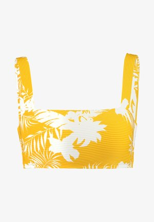 WILD BANDEAU  - Bikini top - saffron