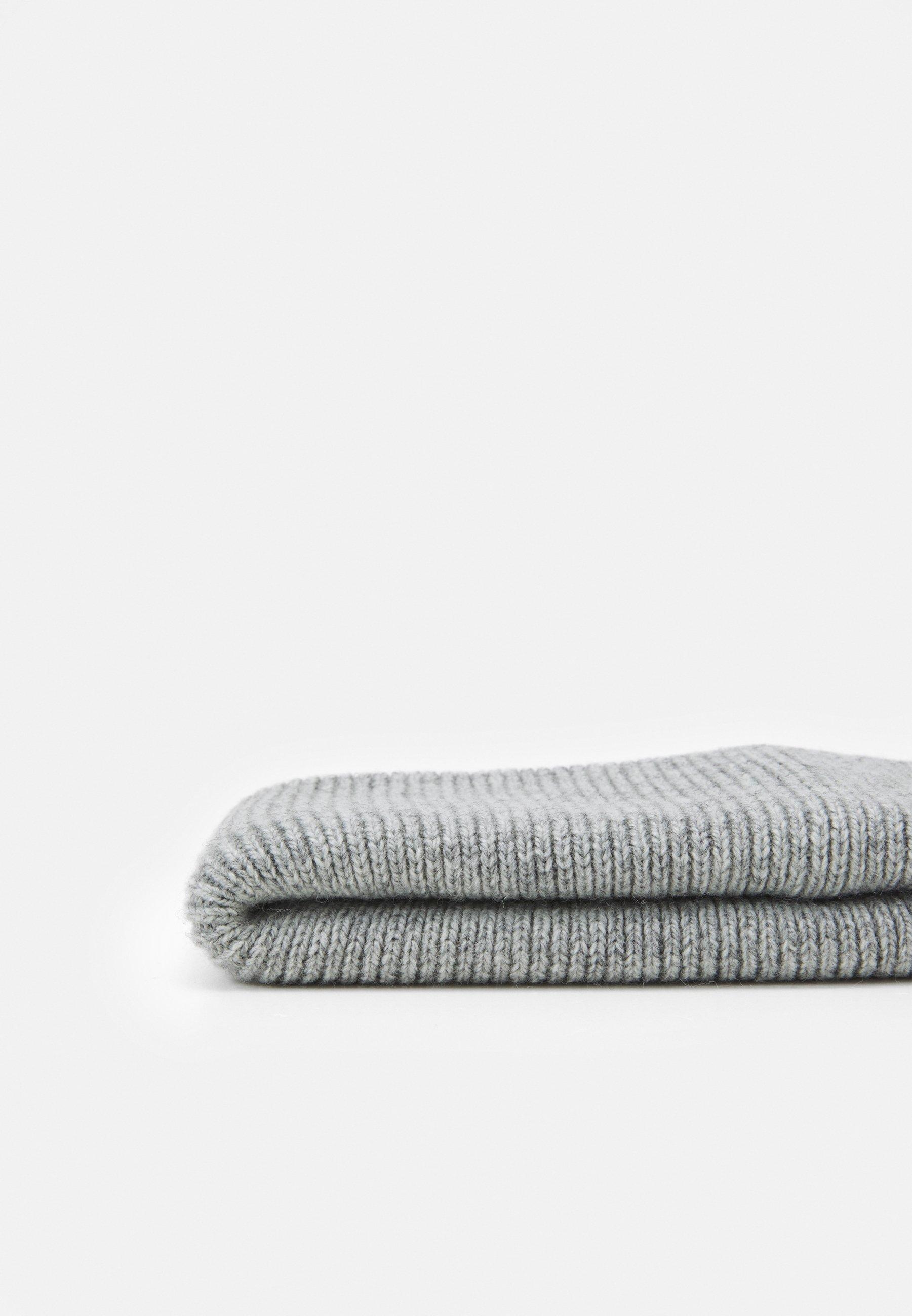 Arket Beanie - Mütze Grey Dusty Light/grau