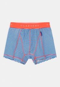 Claesen's - BOYS 3 PACK - Onderbroeken - multi-coloured/light blue - 2