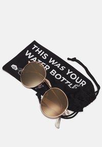 CHPO - LIAM UNISEX - Sunglasses - gold-coloured - 2