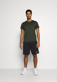 Nike Performance - DRY SUPERSET - T-shirt - bas - sequoia/black - 1