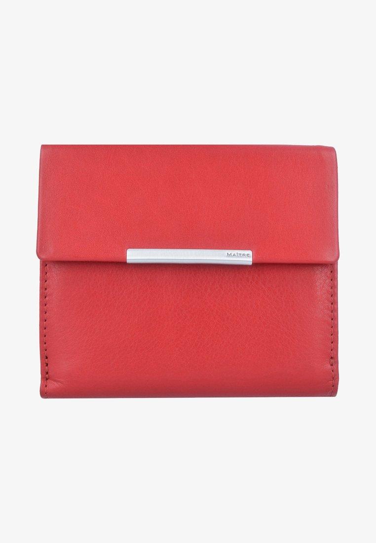 Maître - Wallet - red
