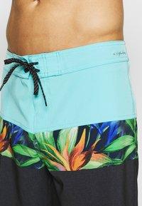 Quiksilver - HIGHLINE PARADISO - Shorts da mare - pacific blue - 3