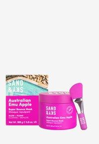 Sand&Sky - AUSTRALIAN EMU APPLE - SUPER BOUNCE MASK - Face mask - - - 1