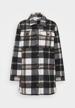 DAYJA JACKET - Classic coat - black