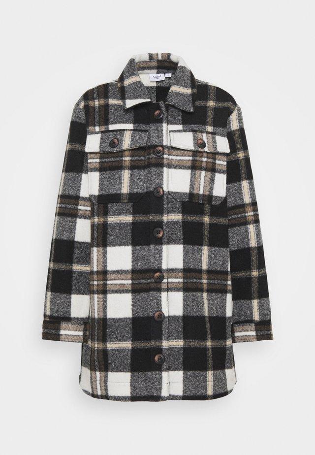 DAYJA JACKET - Zimní kabát - black