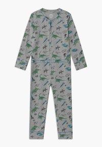 Claesen's - BOYS ONEPIECE - Pyjamas - green - 0