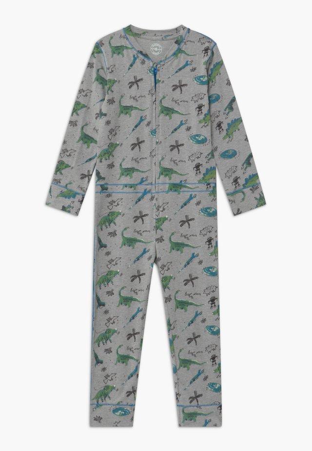 BOYS ONEPIECE - Pyjamas - green