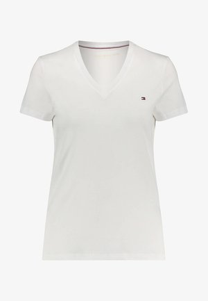 HERITAGE - Basic T-shirt - white