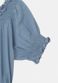 Cotton On - SAMIRA - Denim dress - light blue wash - 2