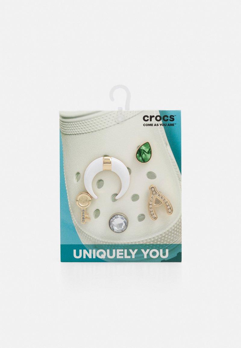 Crocs - JIBBITZ ELEVATED DAINTY 5 PACK - Jiné doplňky - multicoloured