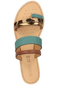 Geox - Sandals - turquoise/brown - 1