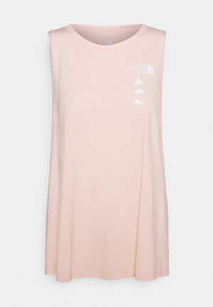 GLACIER TANK  - Top - pearl blush