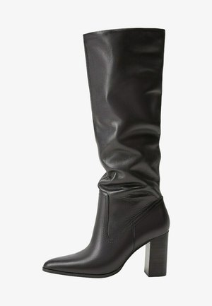 BOBY - High heeled boots - schwarz