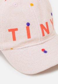 TINYCOTTONS - ICE CREAM DOTS UNISEX - Kšiltovka - pastel pink - 3