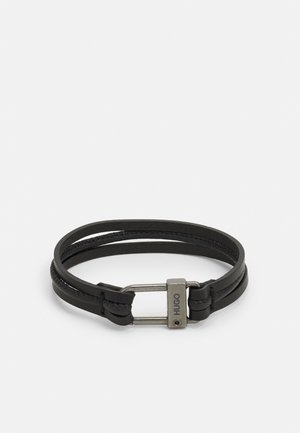 MECHANIC BRACELET - Armband - black