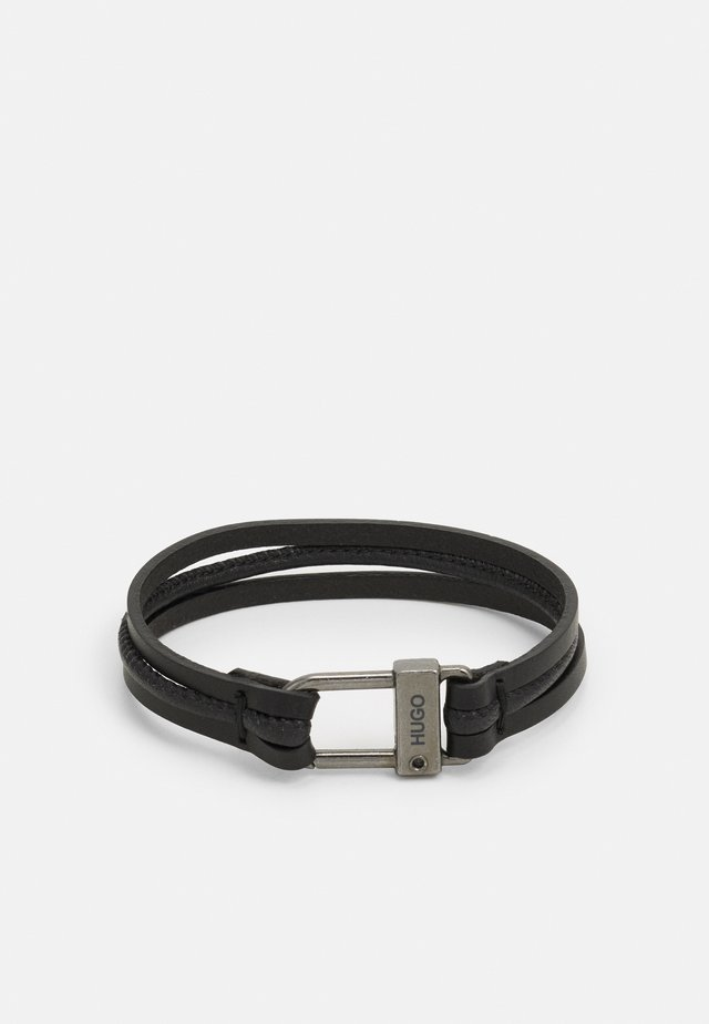 MECHANIC BRACELET - Náramek - black