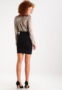 Samsøe Samsøe - Mini skirt - black - 2