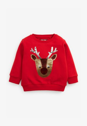 CHRISTMAS - Sweater - red