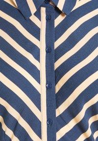 YAS Tall - YASSAVANNA STRIPE LONG DRESS - Maxi dress - ensign blue - 2