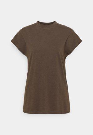 PROOF - T-shirt basic - major brown