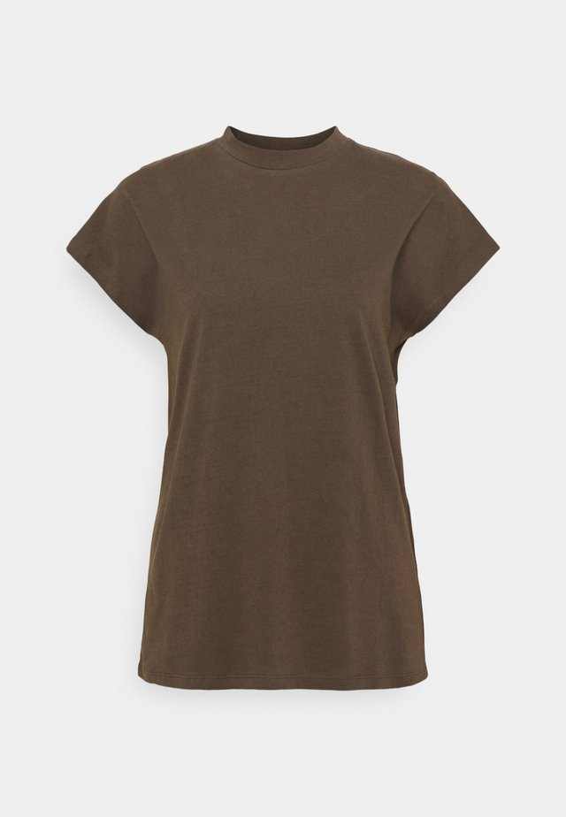 PROOF - T-shirts basic - major brown