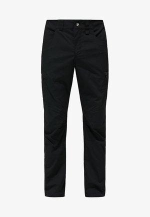 MID FJELL PANT - Trousers - true black