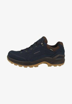 RENEGADE GTX  - Hiking shoes - navy-honig