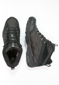 Merrell - MOAB ICE THERMO - Winter boots - black - 1
