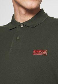 Barbour International - Polo shirt - jungle green - 5