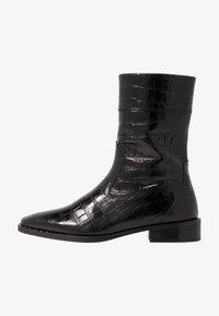 Scotch & Soda - OPAL MID BOOT - Vysoká obuv - black - 1