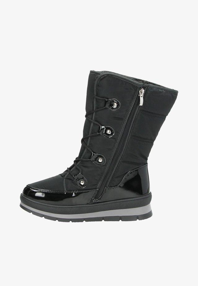 SNOW FUN  - Snowboots  - zwart