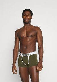 Diesel - DAMIEN 3 PACK - Pants - green/blue/grey - 2