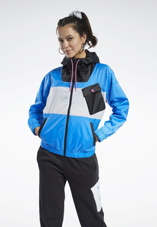 MYT JACKET - Outdoorjas - blue