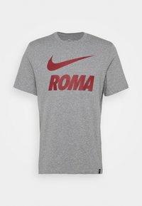 AS ROM TEE GROUND - Club wear - grey heather