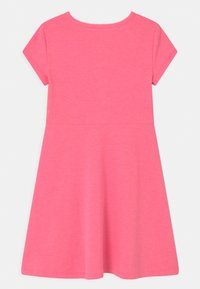 GAP - GIRL  - Jersey dress - neon pink rose - 1