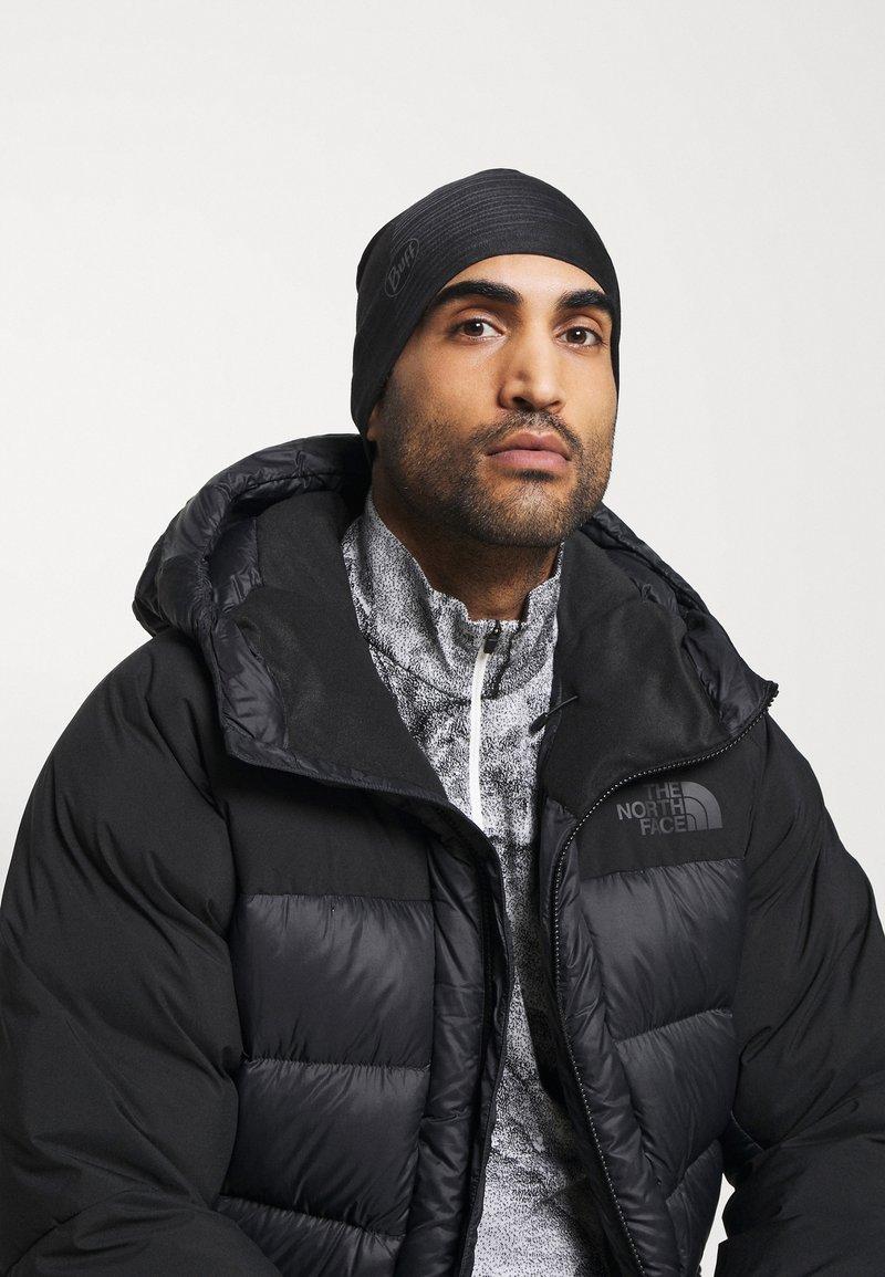 Buff - THERMONET HAT UNISEX - Gorro - refik black