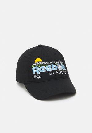 ROADTRIP SEASONAL UNISEX - Cap - black