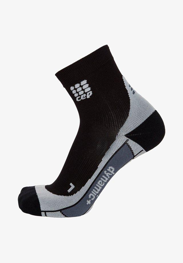 Sports socks - black / grey