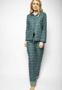 Cyberjammies - ELENA GEO PRINT - Pyjama bottoms - geo prt - 1