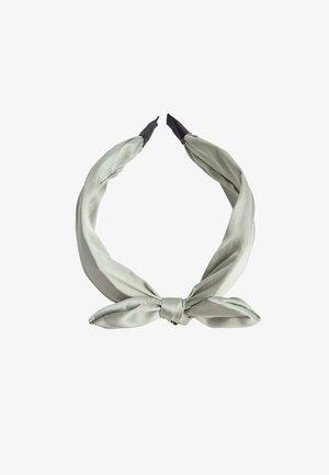 MIT SCHLEIFE - Hårstyling-accessories - grey
