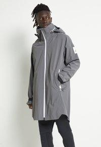 adidas Performance - MYSHELTER RAIN.RDY - Hardshelljacka - grey - 0
