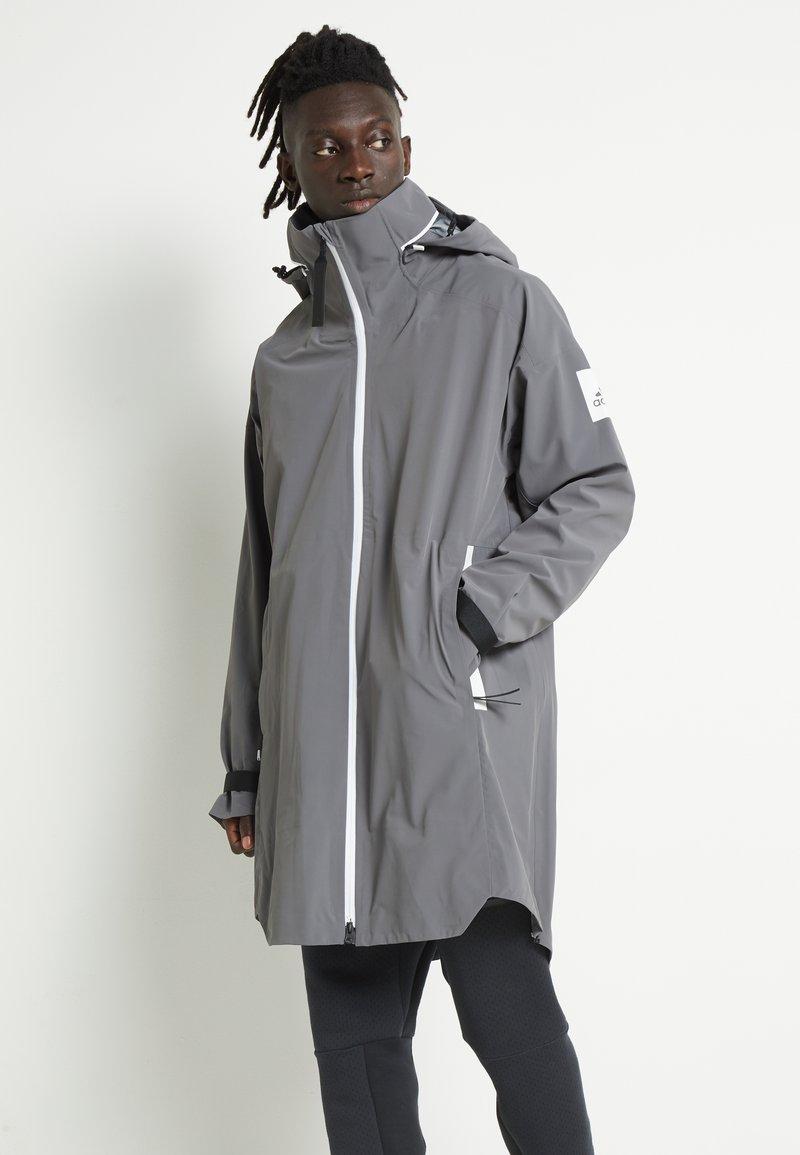 adidas Performance - MYSHELTER RAIN.RDY - Hardshell jacket - grey