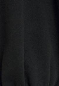 Missguided Petite - BALLOON SLEEVE OVERSIZED CROP - Sweatshirt - black - 2